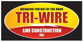 Tri Wire Line Construction